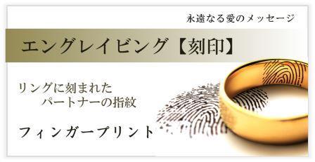 【マイスター 刻印 指紋】 フィンガープリント / 指紋の刻印