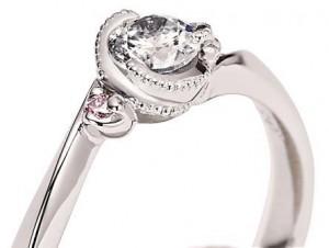 奇跡のピンクダイヤモンドイメージ